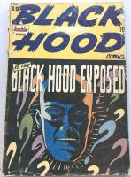 """1946 """"Black Hood Comics"""" Issue #19 Comic Book"""