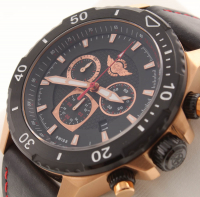 Zenter Freres Rodan Men's Chronograph Watch at PristineAuction.com