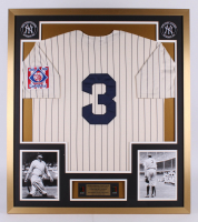 Babe Ruth 32x36 Custom Framed Jersey Display