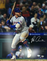 Pete Alonso Signed Mets 16x20 Photo (Fanatics Hologram) at PristineAuction.com