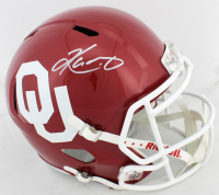 Kyler Murray Signed Oklahoma Sooners Full-Size Speed Helmet (Beckett COA)