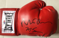 Robert De Niro & Martin Scorsese Signed Everlast Boxing Glove (PSA LOA)