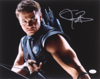 """Jeremy Renner Signed """"The Avengers"""" 11x14 Photo (JSA COA) at PristineAuction.com"""