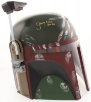 "Jeremy Bulloch Signed ""Star Wars"" Boba Fett Full-Size Helmet Inscribed ""Boba Fett"" (JSA Hologram) at PristineAuction.com"