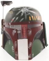 "Jeremy Bulloch Signed ""Star Wars"" Boba Fett Full-Size Helmet Inscribed ""Boba Fett"" (JSA Hologram) at PristineAuction.com"