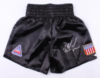 Mike Tyson Signed Team USA Boxing Trunks (JSA COA)