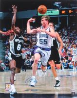 "Jason Williams Signed Sacramento Kings 16x20 Photo Inscribed ""White Chocolate"" (Beckett COA) at PristineAuction.com"