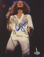 Lou Gramm Signed 8x10 Photo (Beckett COA)