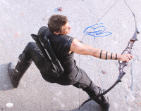 "Jeremy Renner Signed ""The Avengers"" 16x20 Photo (JSA COA) at PristineAuction.com"