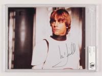 "Mark Hamill Signed ""Star Wars IV: A New Hope"" 8x10 Photo (BGS Encapsulated)"