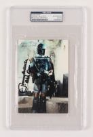 "Jeremy Bulloch Signed ""Star Wars"" 4x6 Photo Inscribed ""Boba Fett"" (BGS Encapsulated) at PristineAuction.com"