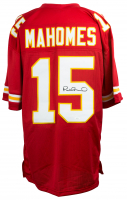 Patrick Mahomes Signed Kansas City Chiefs Jersey (JSA COA) at PristineAuction.com