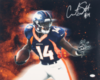 Courtland Sutton Signed Denver Broncos 16x20 Photo (JSA COA) at PristineAuction.com