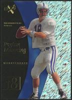 1998 E-X2001 #54 Peyton Manning RC