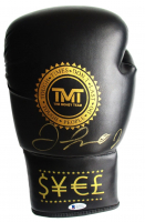 Floyd Mayweather Jr. Signed TMT Boxing Glove (Beckett COA) at PristineAuction.com
