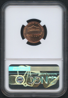 2019-W 1¢ Lincoln Cent - First Day of Issue (NGC MS 69 RD) at PristineAuction.com