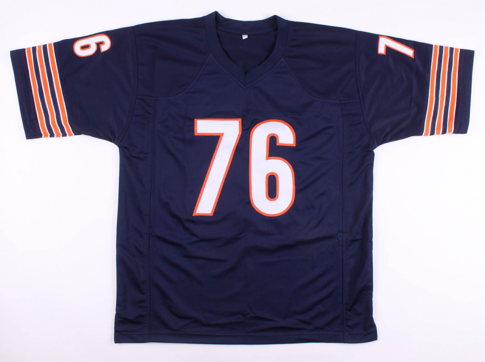 df39e27ac23 Steve McMichael Signed Chicago Bears Jersey (JSA COA) at PristineAuction.com