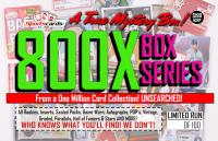 """MYSTERY 800X SERIES"" A True Sports Card Mystery Box!"