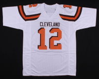 Josh Gordon Signed Cleveland Browns Jersey (JSA COA) at PristineAuction.com