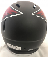 Kyler Murray Signed Arizona Cardinals Full-Size Matte Black Speed Helmet (Beckett COA) at PristineAuction.com