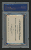 1921 E121 American Caramel Series of 80 #12 Eddie Collins (PSA 5.5) at PristineAuction.com