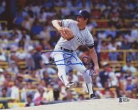 Ron Guidry Signed New York Yankees 8x10 Photo (Beckett COA) at PristineAuction.com
