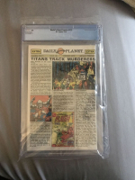 "1981 ""World's Finest"" #273 White Pages DC Comic Book (CGC 9.4) at PristineAuction.com"