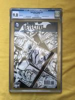 "2013 ""Detective Comics"" #16B Varient Cover DC Comic Book (CGC 9.8)"