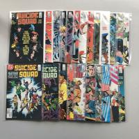 "Lot of (23) 1987-89 ""Suicide Squad"" 1st Series DC Comic Books"