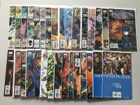 "Lot of (42) 1983-2009 ""Fantastic Four"" Marvel Comic Books at PristineAuction.com"