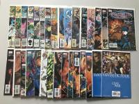 "Lot of (42) 1983-2009 ""Fantastic Four"" Marvel Comic Books"