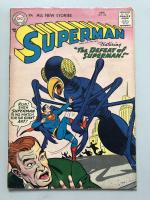 "1957 ""Superman"" #110 1st Series DC Comic Book"