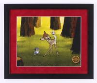 "Walt Disney LE ""Bambi"" 16x19 Custom Framed Serigraph Cel"