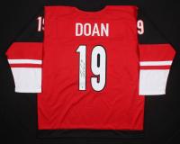 """Shane Doan Signed Arizona Coyotes """"The Captain"""" Jersey (Beckett COA)"""