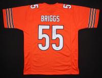 Lance Briggs Signed Chicago Bears Jersey (Beckett COA)