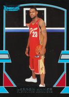 2003-04 Bowman Signature Edition Foil #56 LeBron James