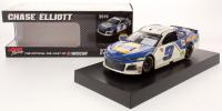 Chase Elliott Signed 2019 NASCAR #9 NAPA - 1:24 Premium Action Diecast Car (Chase Elliott COA)