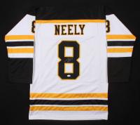 Cam Neely Signed Boston Bruins Jersey (JSA COA)