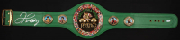 Floyd Mayweather Jr. Signed World Boxing Council World Champion Belt (Beckett COA)