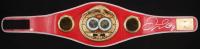 Floyd Mayweather Jr. Signed International Boxing Federation World Champion Belt (Beckett Hologram)