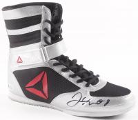 Floyd Mayweather Jr. Signed Reebok Boxing Shoe (Beckett COA)