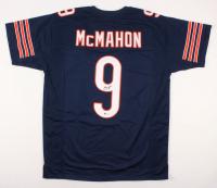 Jim McMahon Signed Chicago Bears Jersey (Beckett COA)