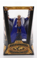 "Ric Flair Signed WWE Defining Moments Action Figure Inscribed ""16x"" (JSA Hologram)"