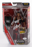 Scott Hall Signed New World Order WCW Action Figure (JSA COA)