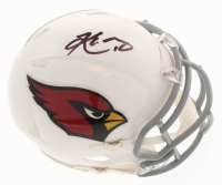 Kyler Murray Signed Arizona Cardinals Mini Speed Helmet (Beckett COA)
