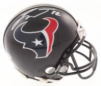 Tyrann Mathieu Signed Houston Texans Mini Helmet (Beckett COA)