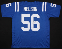 Quenton Nelson Signed Indianapolis Colts Jersey (JSA COA)