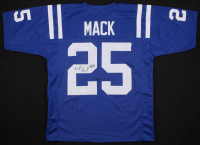 Marlon Mack Signed Jersey (JSA COA) at PristineAuction.com