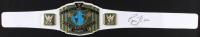 Ric Flair Signed WWE Intercontinental Heavyweight Wrestling Championship Belt (Schwartz COA)
