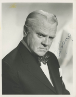 James Cagney Signed 8x10 Photo (Beckett LOA)